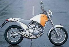 Aprilia Moto 6.5, 2000