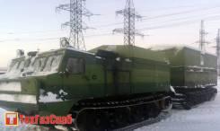 Витязь ДТ-10П. Вездеход дт-10П