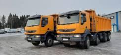 Renault Kerax. 8x4 430 л. с. 2013 г. в., 10 837куб. см., 42 000кг., 8x4
