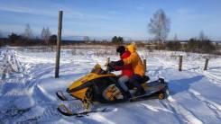 BRP Ski-Doo MXZ Renegade. исправен, есть псм, с пробегом