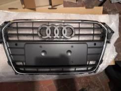 Решетка радиатора. Audi A4, 8K2, 8K5 Audi S4, 8K2, 8K5 1Z, CAEA, CAEB, CAED, CDHA, CDNB, CDNC, CDUC, CEUA, CFKA, CGLC, CGLD, CGWC, CGXC, CJCA, CJCB, C...