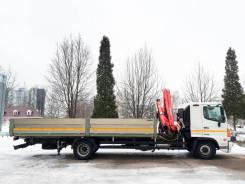 Isuzu Forward. 12.0 с КМУ КМУ Fassi F155A, 8 000 куб. см., 8 000 кг., 4x2