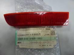 Отражатель бампера задний левый Toyota Alphard ANH25W, ANH20W