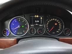 Панель приборов. Volkswagen Touareg, 7LA AXQ, AZZ, BAA, BJN, BMV, BMX, BRJ