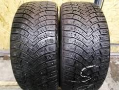 Michelin X-Ice North. зимние, шипованные, б/у, износ 50%