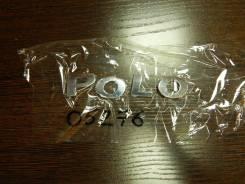 Надпись крышки багажника Volkswagen Polo, седан 2010-2020 [6C08536872ZZ]