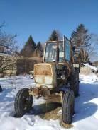 ЮМЗ 6А. Трактор юмз 6, 65 л.с.