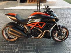 Ducati Diavel Carbon, 2013