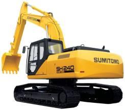 Sumitomo SH240-5, 2019