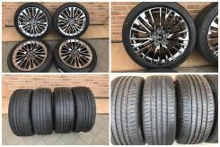 Премиум колеса 225/45R18 Bridgestone лето с литьем toyota crown новое