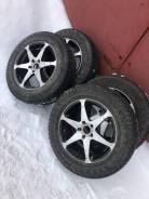 """Продам комплект колёс . диски 5/114,3R17 Шины Pirelli 225/65R17. 7.0x17"""" 5x114.30 ЦО 73,1мм."""