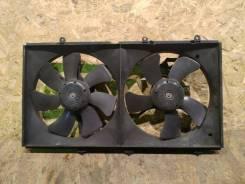 Диффузор в сборе с вентилятором Mitsubishi Lancer 9 2006 [MR968365] CS 4G18