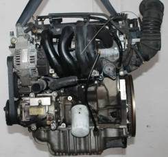 Двигатель FORD FYDB Zetec 1.6 литра на Ford Focus Focus I Ford Fiesta