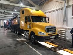 Freightliner Columbia. Продам седельный тягач 2004г, 15 000куб. см., 25 000кг., 6x4