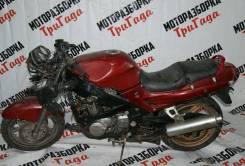 Мотоцикл Kawasaki ZZR400-2, 1994г, полностью в разбор
