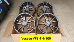 "Vossen VFS-1. 8.0x18"", 4x100.00, ET40, ЦО 60,1мм."