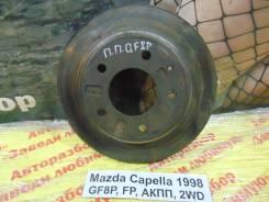Диск тормозной Mazda Capella Mazda Capella 02.03.1998, правый передний