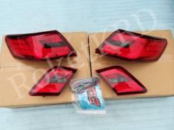 Задние Фонари Красно-Дымчатые Toyota Camry 40 06-11