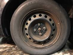 "Комплект штампованных колес. 6.0x14"" 4x100.00 ET45 ЦО 54,1мм."