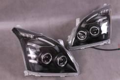 Фары Toyota Land Cruiser Prado 120 черные