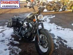 Harley-Davidson Sportster 1200 Nightster XL1200N 00140, 2010