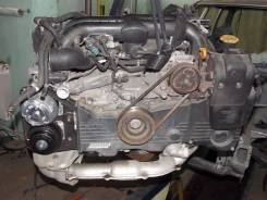 Двигатель без навесного Subaru Forester SH5 EJ205 2008