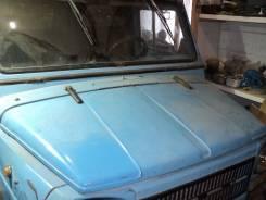Продам капот ЛУАЗ 969 автозапчасти круглосуточно!