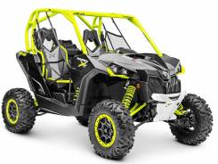 BRP Can-Am Maverick Turbo. исправен, есть псм\птс, без пробега