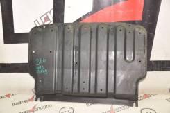 Защита ДВС передняя нижняя MMC Pajero V75W [Leks-Auto 366]