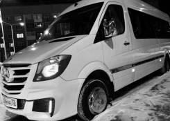 Mercedes-Benz Sprinter. Продам туристический микроавтобус 20 мест 2015 г/в, 20 мест