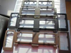 Комплект накладок вентиляционной решетки торпедо, дуйки Terrano/Datsun