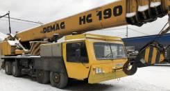 Demag-Terex HC400, 1984