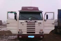 Scania R. Тягач 113 с прицепом Van Hool, 4x2