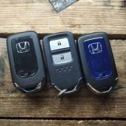 Смарт ключ, чип ключ на Honda Fit, Vezel, Shuttle