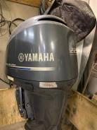 Продам лодочный мотор Yamaha F225 CETX
