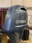 Продам лодочный мотор Yamaha F175AETX 2019г