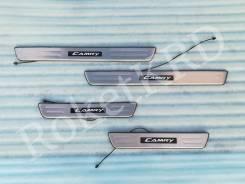 Накладки порогов Camry 50 / 55 2012-17
