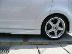 Накладка на порог. Toyota Wish, ANE10, ANE10G, ZNE10, ZNE10G