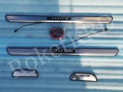 Накладки порожков Nissan Juke