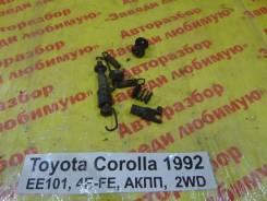 Пружина прижимная тормозной колодки Toyota Corolla Toyota Corolla 1992.08