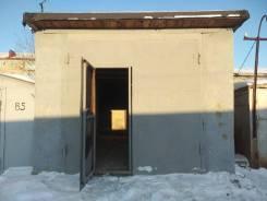 Гаражи капитальные. Узбекистанская улица, дом 2, р-н Кондинский, 24,0кв.м. Вид снаружи