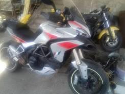 Ducati Multistrada 1200. 1 200куб. см., исправен, птс, с пробегом