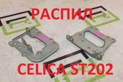 Крепление автомагнитолы Toyota Celica ST20# [2DIN, Пара]