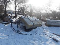 Крым. 1999 год, длина 4,50м., двигатель подвесной, 18,00л.с., бензин