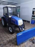 Iseki TF. Мини-трактор Iseki Sial TF26F, 26 л.с.