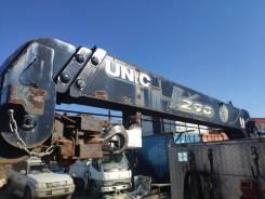 Крановая установка UNIC URV293 2001 год + Пульт