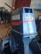 Лодочный мотор Ямаха 70 2т( Yamaha 70) ОТС без пробега по РФ отправим