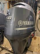 Продам мотор лодочный Yamaha F150 2014г.