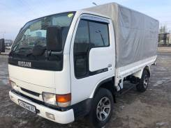 Nissan Atlas. 2007 4wd 2700, 2 700куб. см., 1 500кг., 4x4