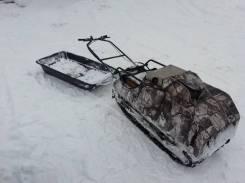 Baltmotors Snowdog Standart. исправен, без псм, с пробегом